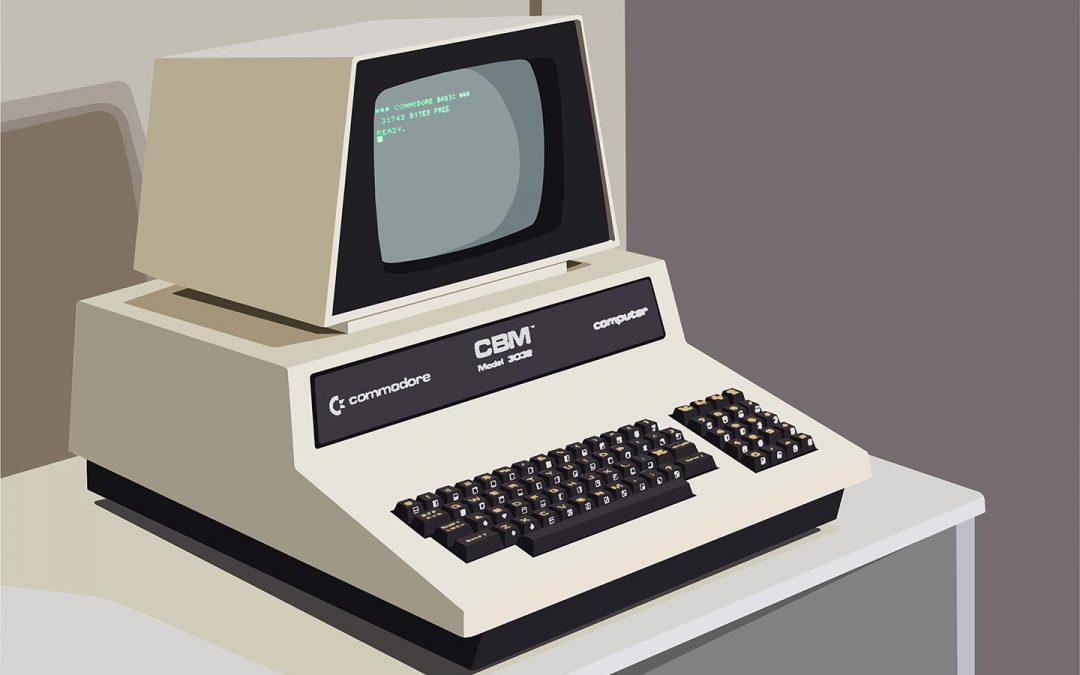 Commodore Graphic