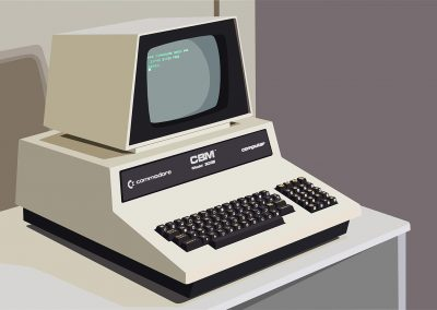 Commodore Graphic