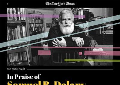Samuel R. Delany Magazine Article