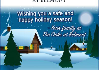 The Oaks at Belmont Advertisement